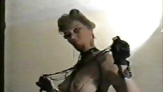 UK homemade NZ wife leather, whips, and a black man