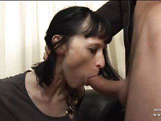 Milfs anal on couches Big boobed french milf hard analyzed for her casting couch