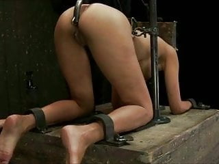Bdsm tortures Beautiful brunette tortured 3