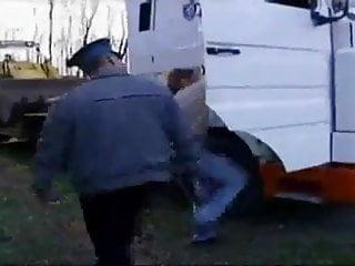 Teen denise Denise la bouche - trucker scene 1