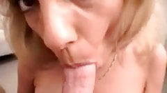 Sammie the Cock Sucking MILF