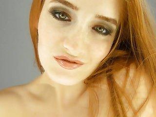 Bomb azz pussy mp3 - Redhead sex-bomb with ivory skin