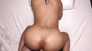 Asian MILF amateur is just a BBW slut who got paid to fuck