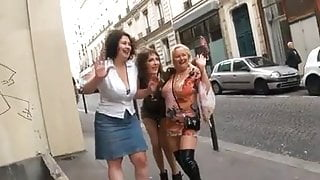 3 milfs for one lucky guy