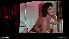 Donna Wilkes & Donna McDaniel frontal nude movie scenes