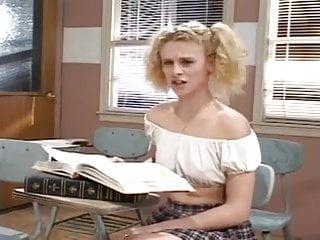 Blond teacher hardcore Cute blonde fucks her teacher