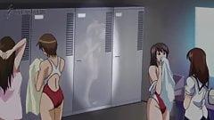 Брат, хентай, секретная сцена секса, неизданная