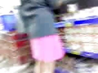 Cute in pantie teen white - White panty cute girl at hypermart ptc, surabaya, indonesia
