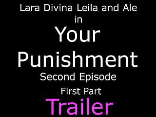 Your tube italian porn Your punishment second episode - trailer