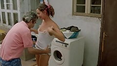 Javiera Diaz de Valdes washing machine sex scene