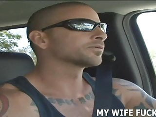 Watch wife fuck another - Watch your hot wife fucking with another man