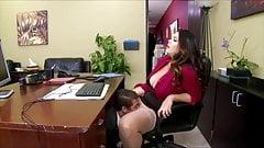 Alison Tyler Sexy Busty Secretary