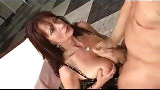 hairy big boobs mature