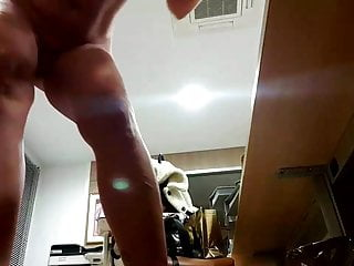 Floor he peeing - Naughty secretary floods the floor in the office with pee