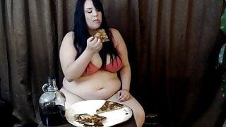 BBW Muffinmaid pizza stuffing (plus burps)