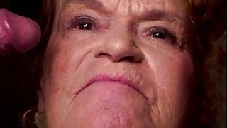 Opera singer grandma Gaby