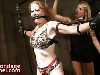Free video lesbian domination Lesbian domination. young girl whips milf and makes her cum