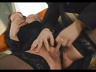Fucked pantyhose free video movie Busty bosses big tits movie