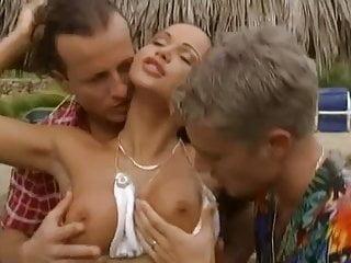 Sex cristina Cristina bella 3some