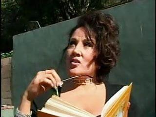Mrs. starr sexy teacher home tutor - Ashley evans teaches her tutor