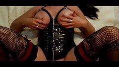 Wildcat hardcore anal orgasm