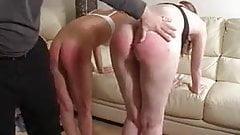 spank 2 girls