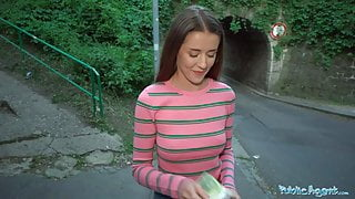 Public Agent Sybil Kailena wonders into the path of a guy