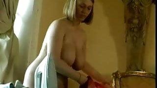 Bizarre Vid With Huge Tit POV Anal