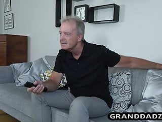 Teen john brooks shot and wounded Teen with fake tits fucks her papa john