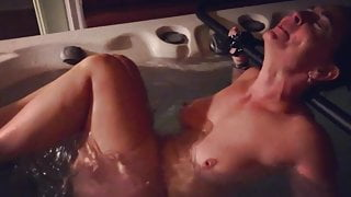 orgasm in the water
