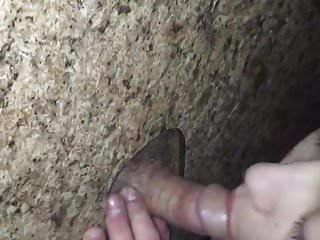 Bottom drain inground pools Gloryhole slut draining a strangers cock