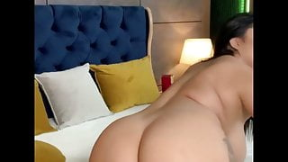 Cosplay, Policewoman fucks her dildo
