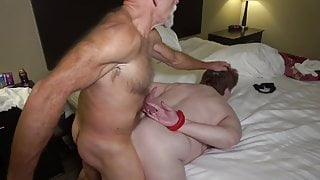 Cuffed and Fucked by the Bull.