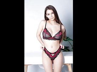 Shopping valentine lingerie Kayley valentine slideshow