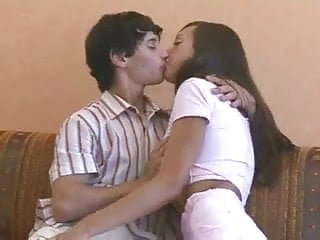 Russe sexy Jeune couple amateur russe