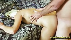Horny Housewife Gets the Ass Fuck of a Lifetime