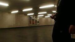 Berlin U-Bahnstation