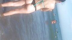 candid bikini argentina