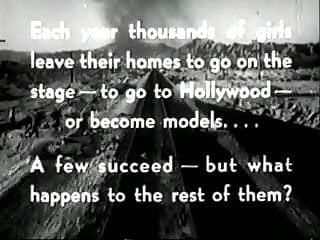 Exploited teen ass These girls are fools 1950, exploitation short
