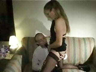 Woman fucks basset hound Dirty talking woman fucks a dude