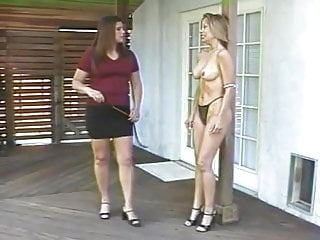 Breast whipping whipped ass Titten torture breast whippings