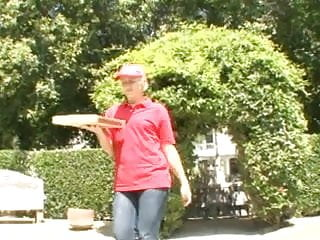 Delivery gifts for teen girls The pizza delivery girl.