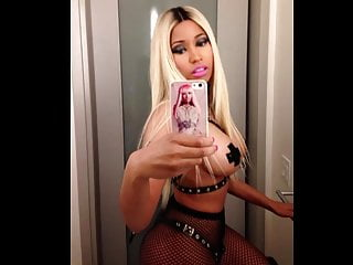 Naughty adult halloween costume - Happy halloween nicki minaj sexy costume 2013