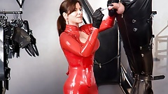 Femdom Ballbusting with the Baroness Essex