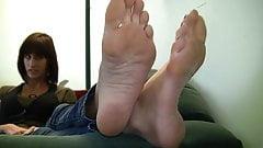 Foot Tease 6