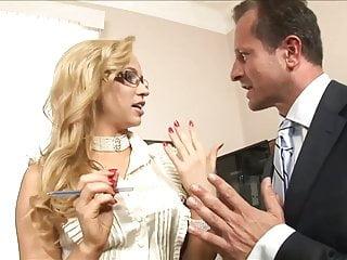 Pov secretary sex movies Blonde secretary sex in the office