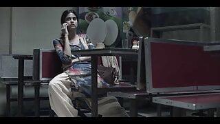 Girl Teasing Waiter – Web Series Scene with Subtitles