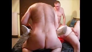 Bi-sexual daddy bear with beefy ass 4