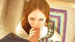 Redhead Summer