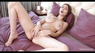 Mila Azul - Hot Gorgeous Teen Masturbates